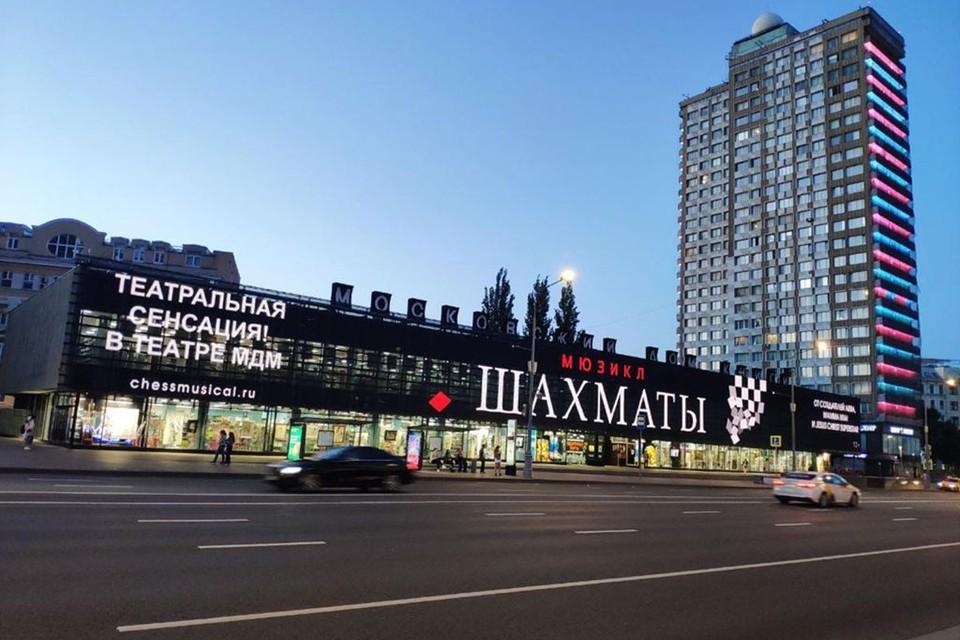 Мюзикл «ШАХМАТЫ» называют феноменом театральной сцены. Фото: Любовь Шеметова