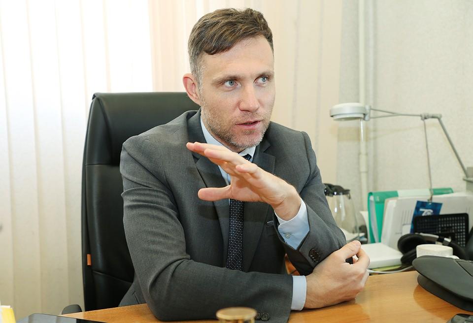"""Президент компании """"Колымская"""" Георгий Лесков"""