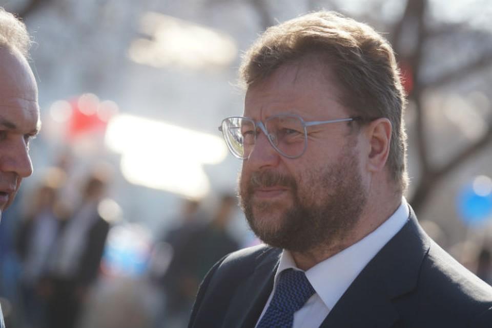 Советник губернатора Свердловской области Вадим Дубичев заразился коронавирусом