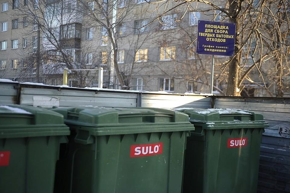 За кражу контейнеров грозит уголовная ответственность