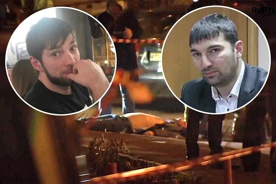 Убийство подполковника полиции Ибрагима Эльджаркиева (справа) и его брата Ахмеда произошло в Москве 2 нобября 2019 года
