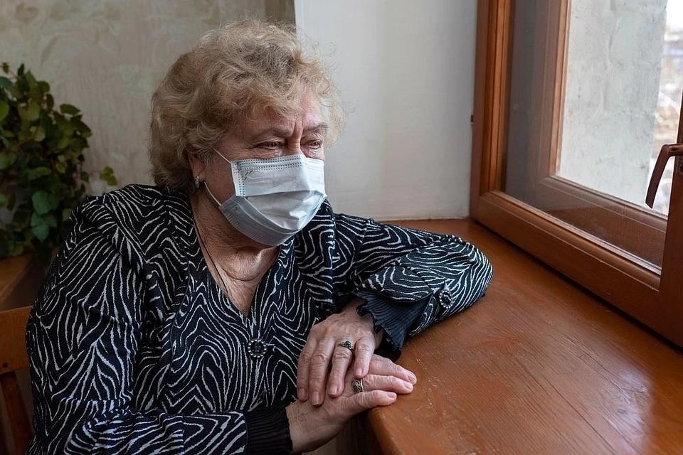 Для пенсионеров в Башкирии все еще действует комендантский час