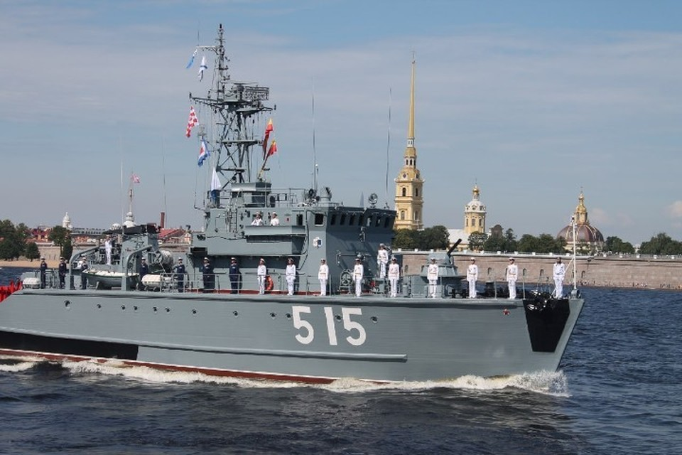 Празднование Дня Военно-Морского Флота пройдет 26 июля. Фото: предоставлено телеканалом.