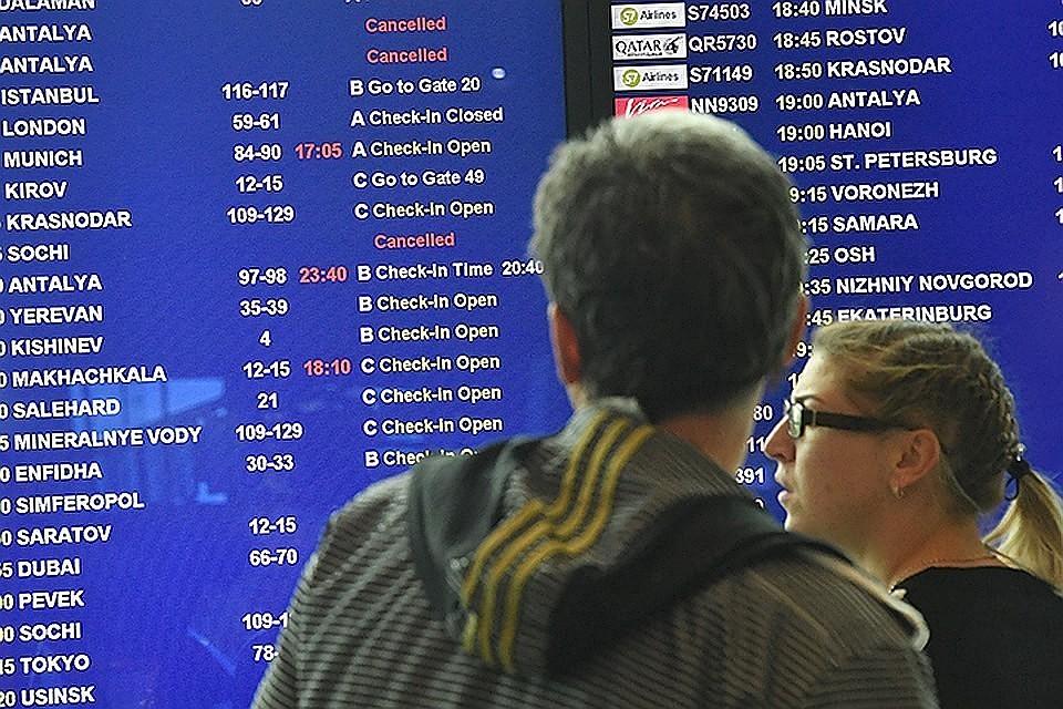 С прибывающих в Россию иностранцев потребуют справку об отсутствии коронавируса