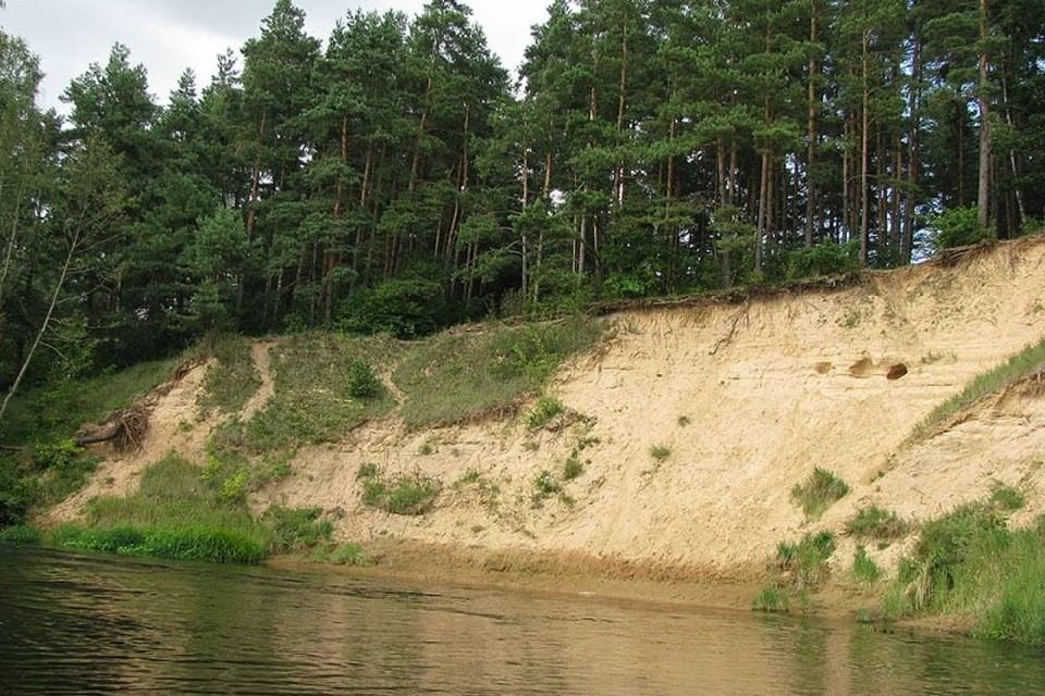 В Лепеле 15-летний подросток решил нырнуть в реку с обрыва и ударился головой о песчаный берег. Фото: s13.ru