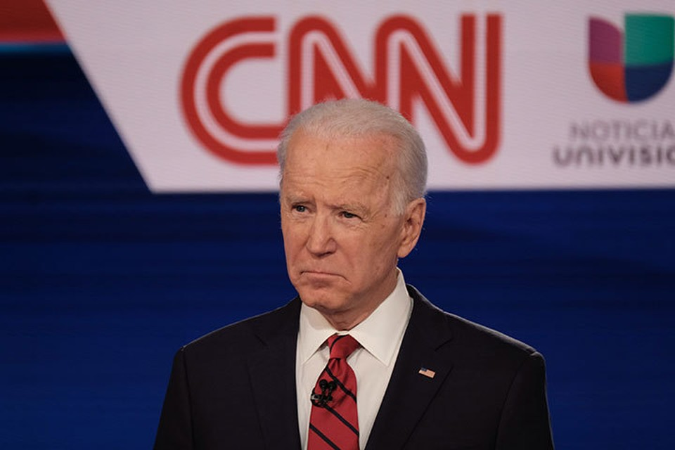 Пока главный конкурент Трампа, демократ Джо Байден официально никого на второй по значимости государственный пост не номинировал