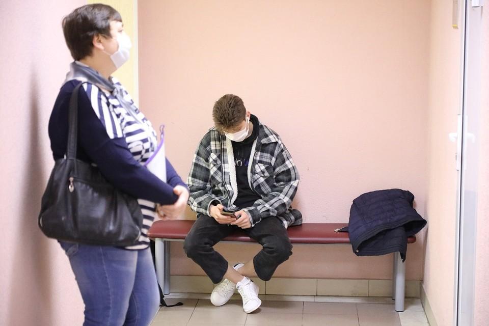 В Ставрополе число больных перевалило за отметку 8 тысяч человек