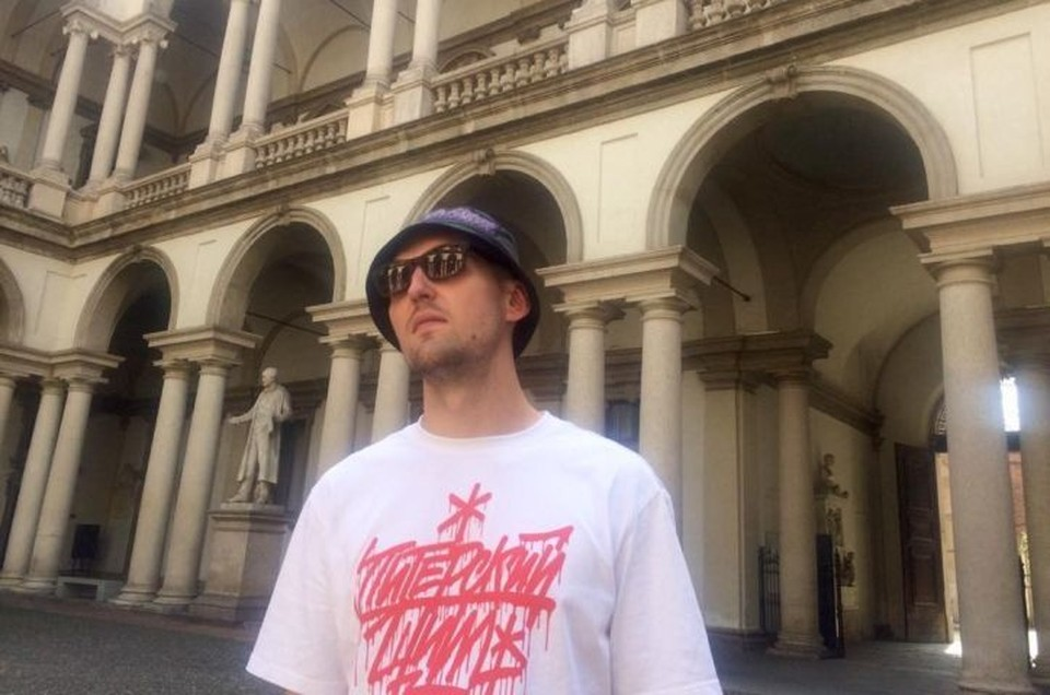 Энди Картрайта нашли мертвым в квартире на Невском проспекте