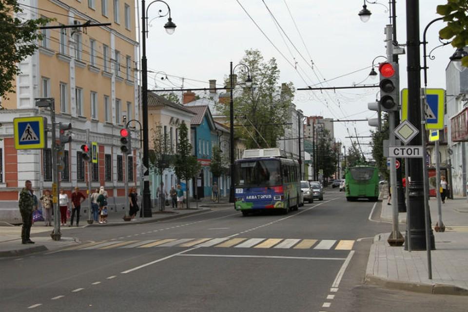 В День города в Рыбинске изменятся маршруты общественного транспорта
