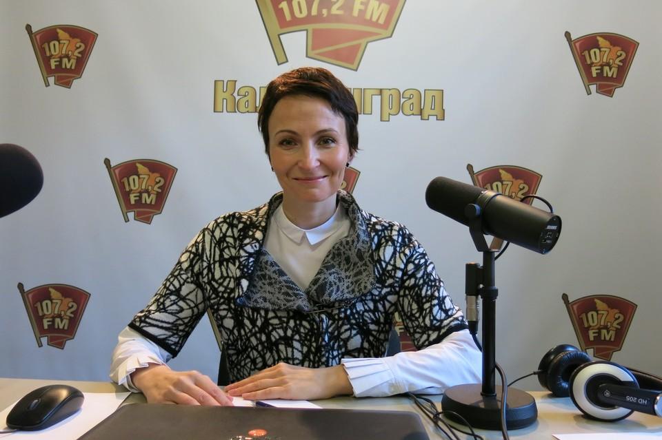 Только у нас. Наталья Сибирёва