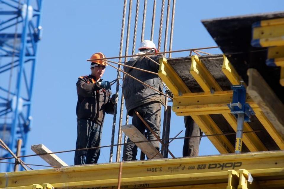 Город, уроженцем которого окажется победитель, будет назван «Городом строительной доблести-2020».
