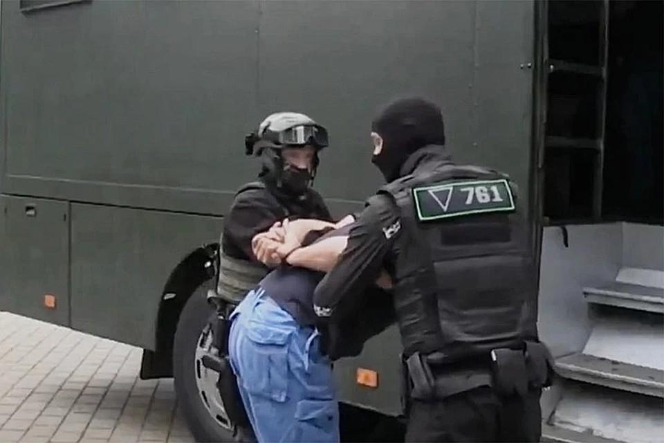 Офис Зеленского: Украина будет требовать выдачи задержанных в Беларуси наемников ЧВК Вагнера.