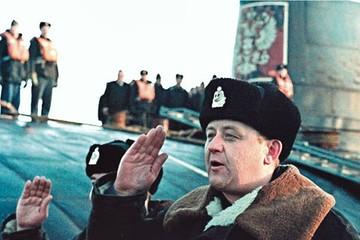 Вдова командира подлодки «Курск» Геннадия Лячина: «Мы научились с этой болью жить»