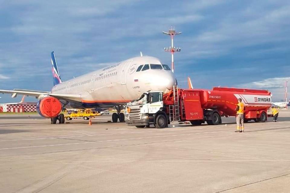 Пассажирский Airbus пришлось временно отстранить от полетов
