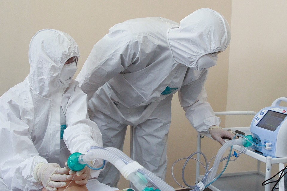 Два человека скончались от коронавируса в Иркутской области за сутки