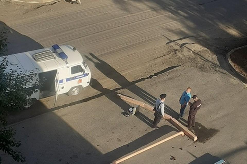 """В Ачинске участнику ночной разборки прострелили голову и бедро. Фото: """"Подслушано в Ачинске"""""""