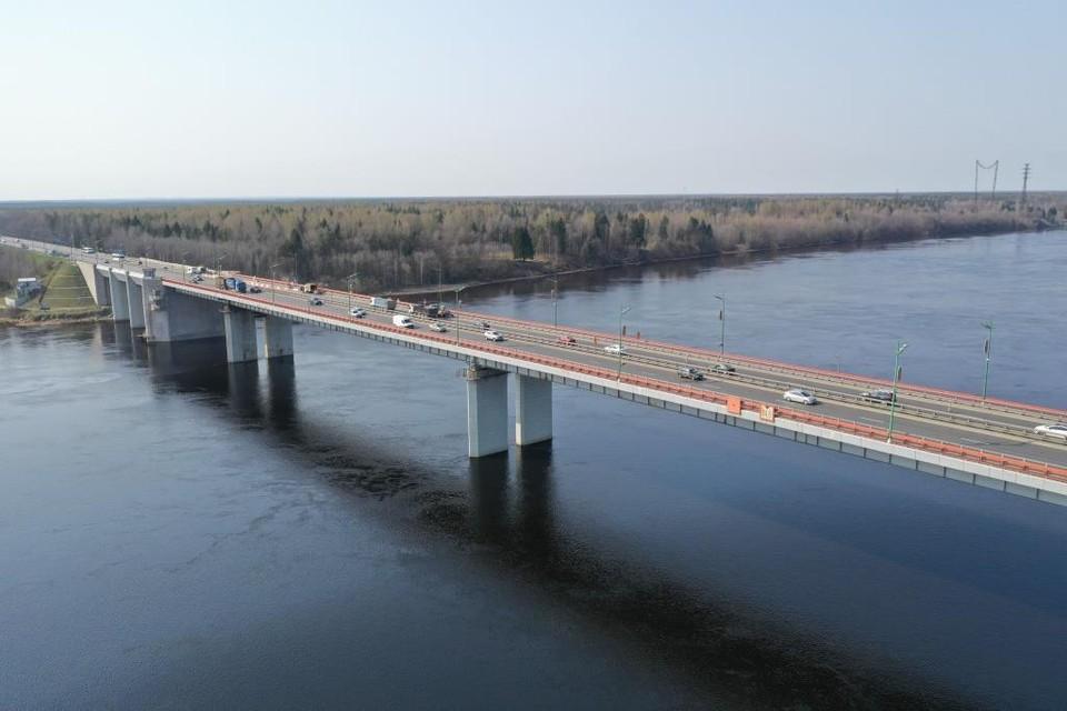Ладожский мост разведут 4 августа на 45 минут / Фото: ФКУ Упрдор «Северо-Запад»