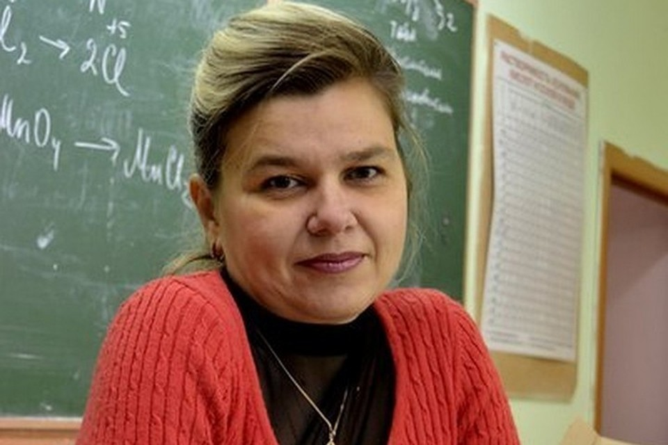Учительница химии из Красноярска сдала ЕГЭ на 100 баллов. Фото: соцсети
