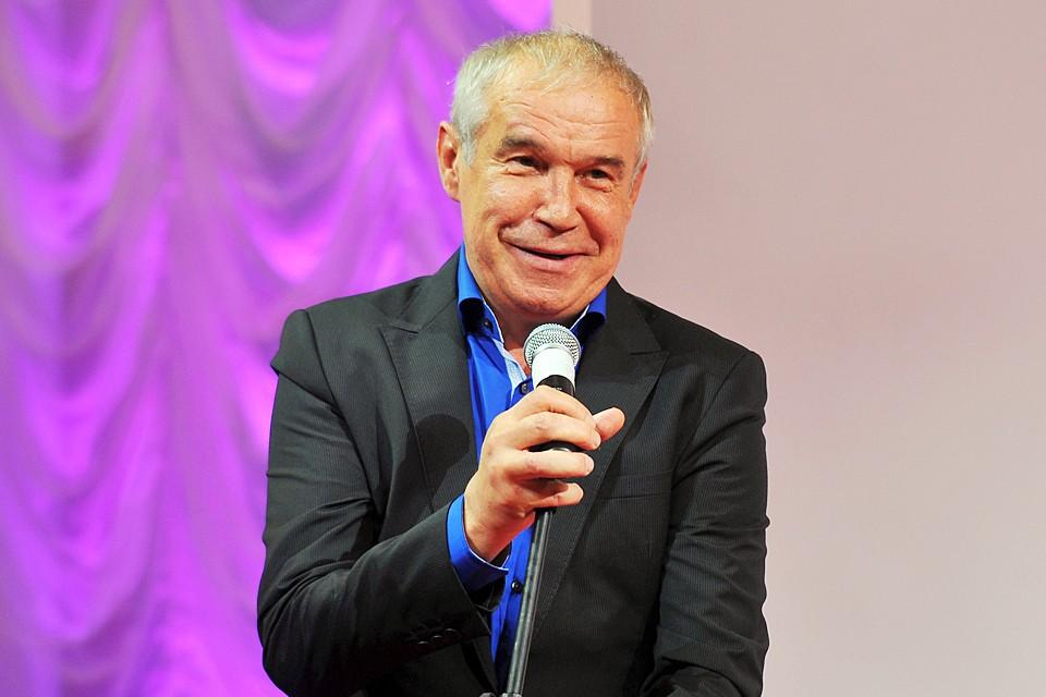 Сергей Гармаш объявил, что уходит из легендарного театра