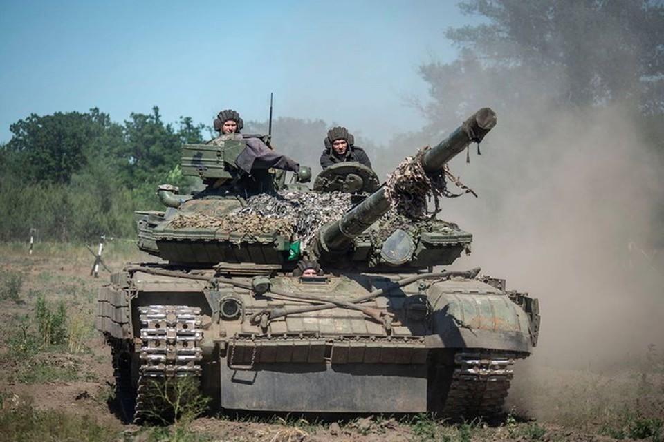 Украинская армия снова выходит на тропу войны в Донбассе. Фото: Фейсбук/93 бригада