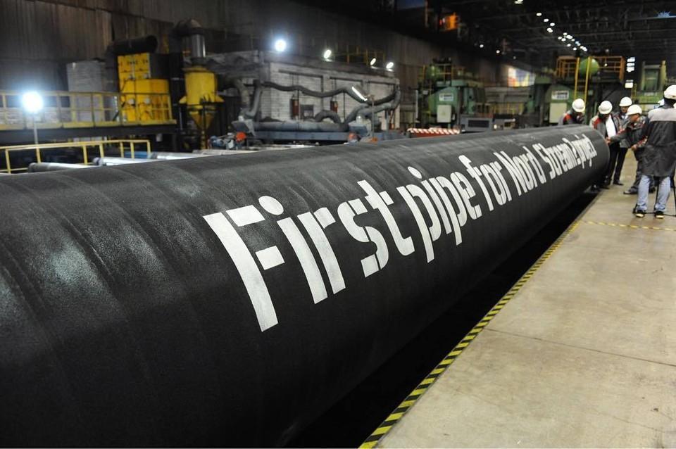 """Дания разрешила """"Газпрому"""" возобновить прокладку """"Северного потока — 2"""""""