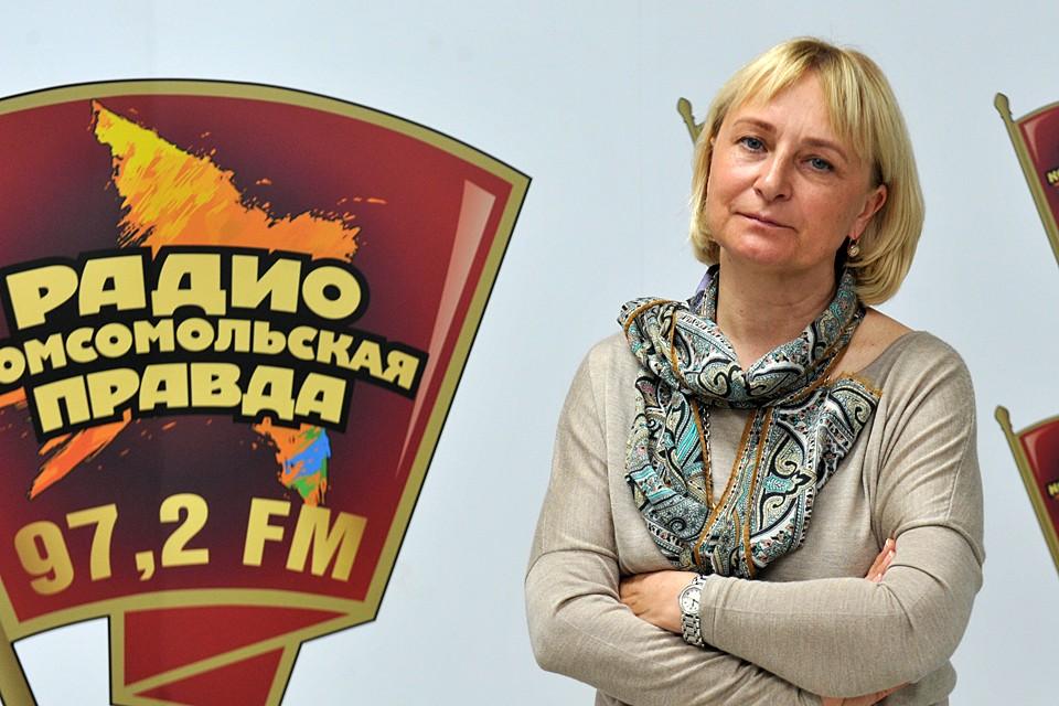 """Генеральный директор """"Питомника Савватеевых"""" Ирина Савватеева"""