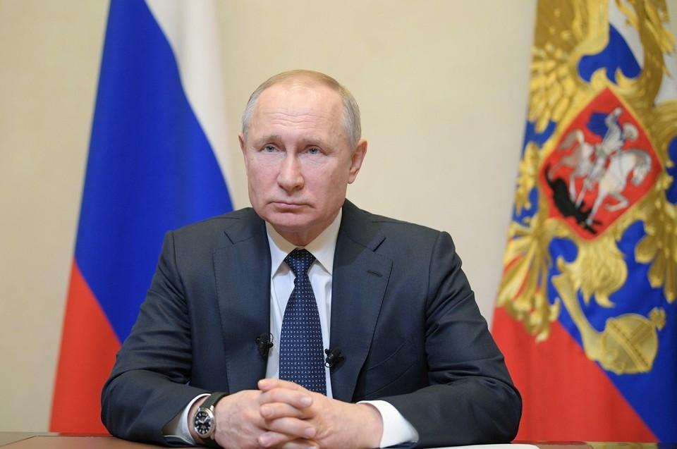 Путин направил президенту Ливана соболезнования в связи с жертвами взрыва в Бейруте