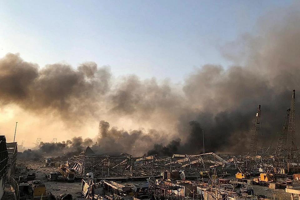 Десятки людей погибли в результате случившегося