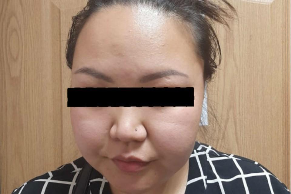 Фото женщины, которая обманула иркутянина на полмиллиона рублей. Фото: ГУ МВД России по Иркутской области