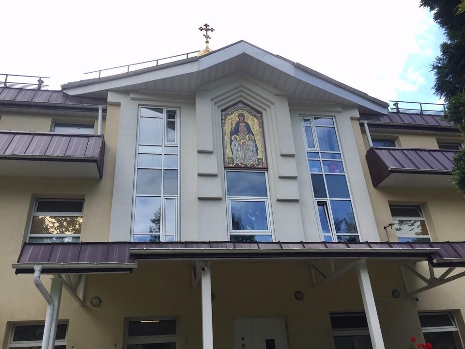 Свято-Софийский социальный дом находится на улице Крупской, 12а. Автор фото: Ася ХОВАНСКАЯ
