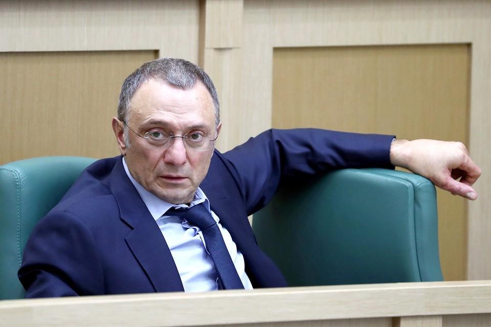 Состояние Сулеймана Керимова оценивают почти в 25 млрд долларов. Фото: Станислав Красильников/ТАСС