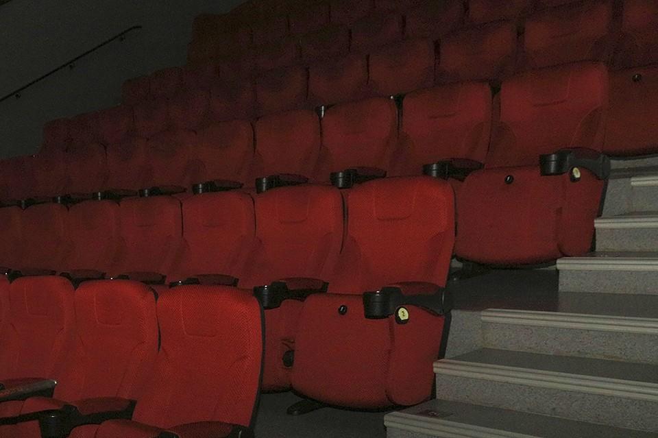 Кинотеатры пока останутся пустыми