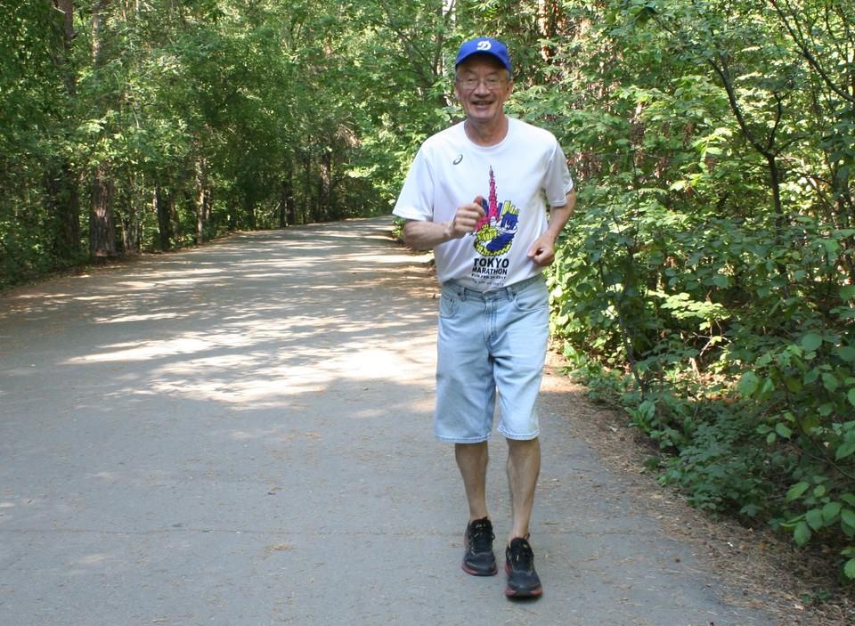В свои 67 Леонид Мосеев не мыслит дня без спорта