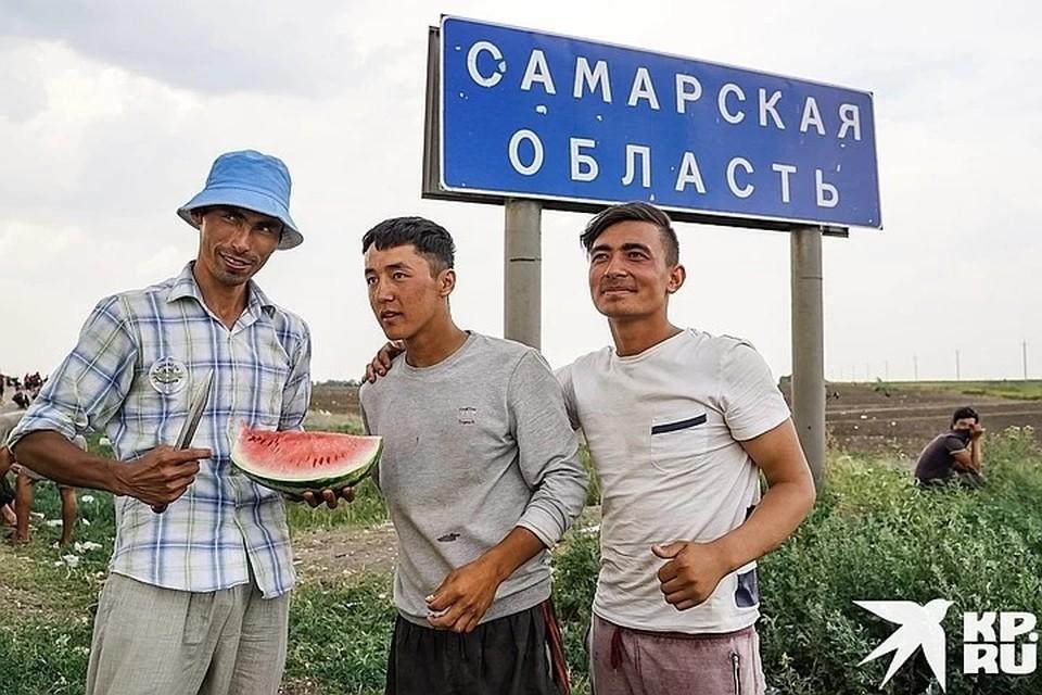 Граждан Узбекистана отправили домой