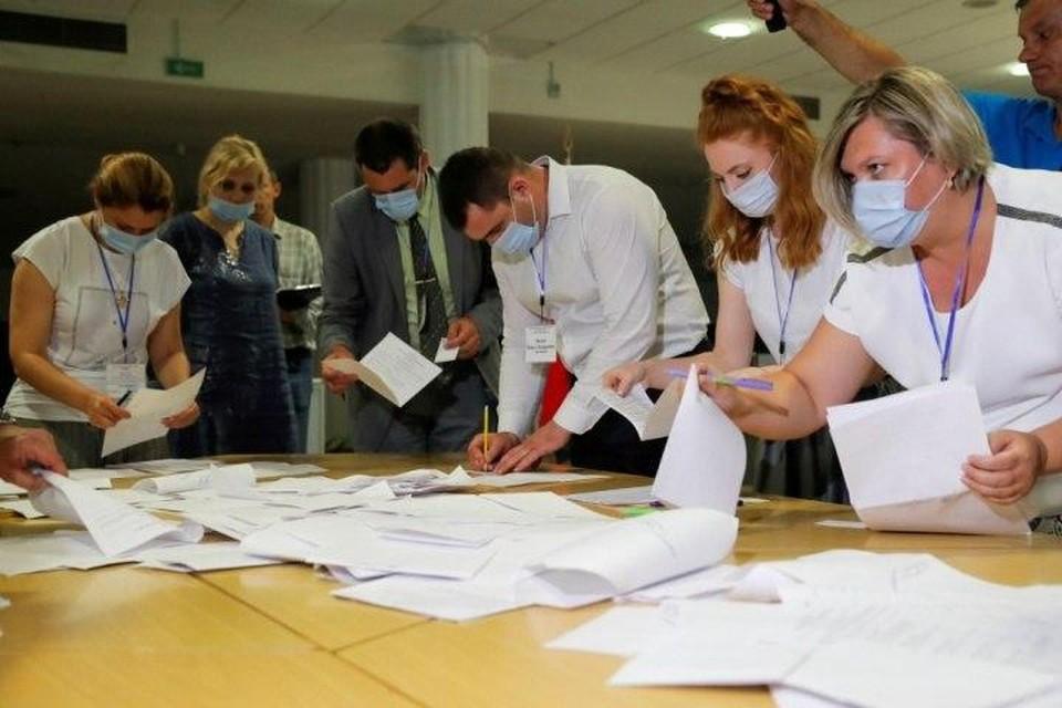 ЦИК огласил итоги выборов президента Беларуси 2020