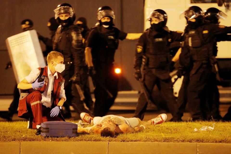 Акции протеста прошли сразу в нескольких городах.
