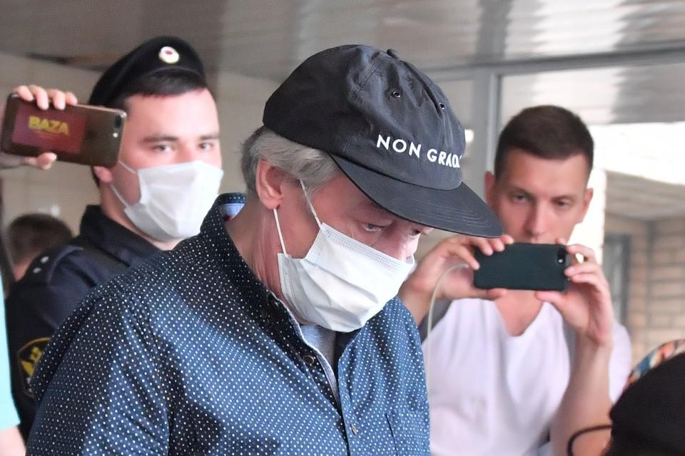Судебные разбирательства и скандалы подорвали здоровье Михаила Ефремова.