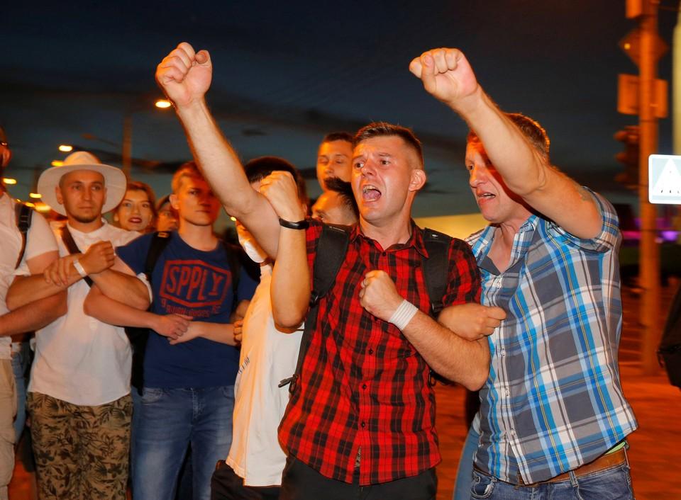 В Белоруссии вновь задерживают активистов