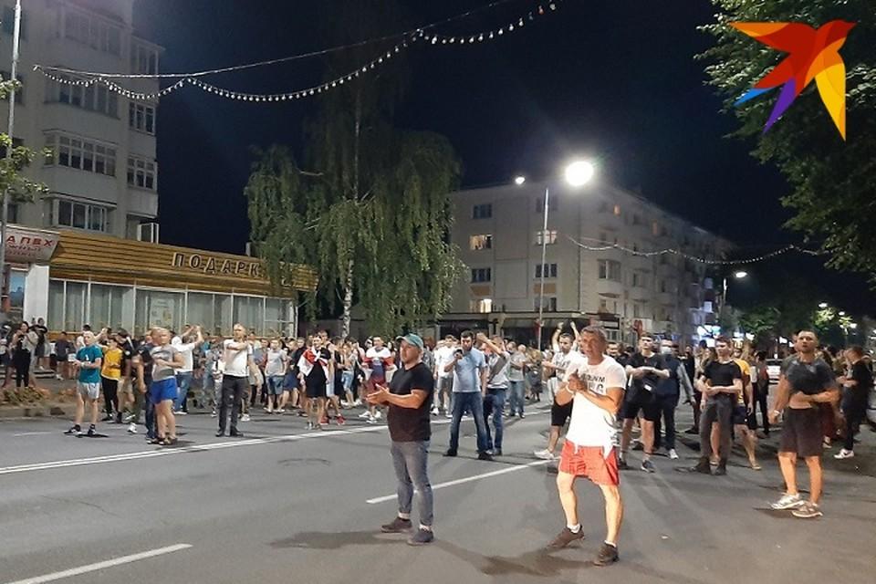 В СК заявили, что некоторые задержанные на протестах были в состоянии наркотического или алкогольного опьянения.
