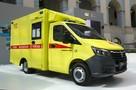 Группа ГАЗ показала новинку - модульный автомобиль скорой помощи