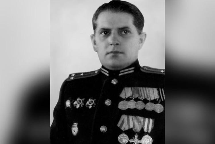 Гвардии полковник Петр Иванович Масляк. Фото: предоставлено военным следственным управлением