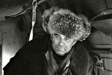 Как Василий Песков Северный полюс снимал