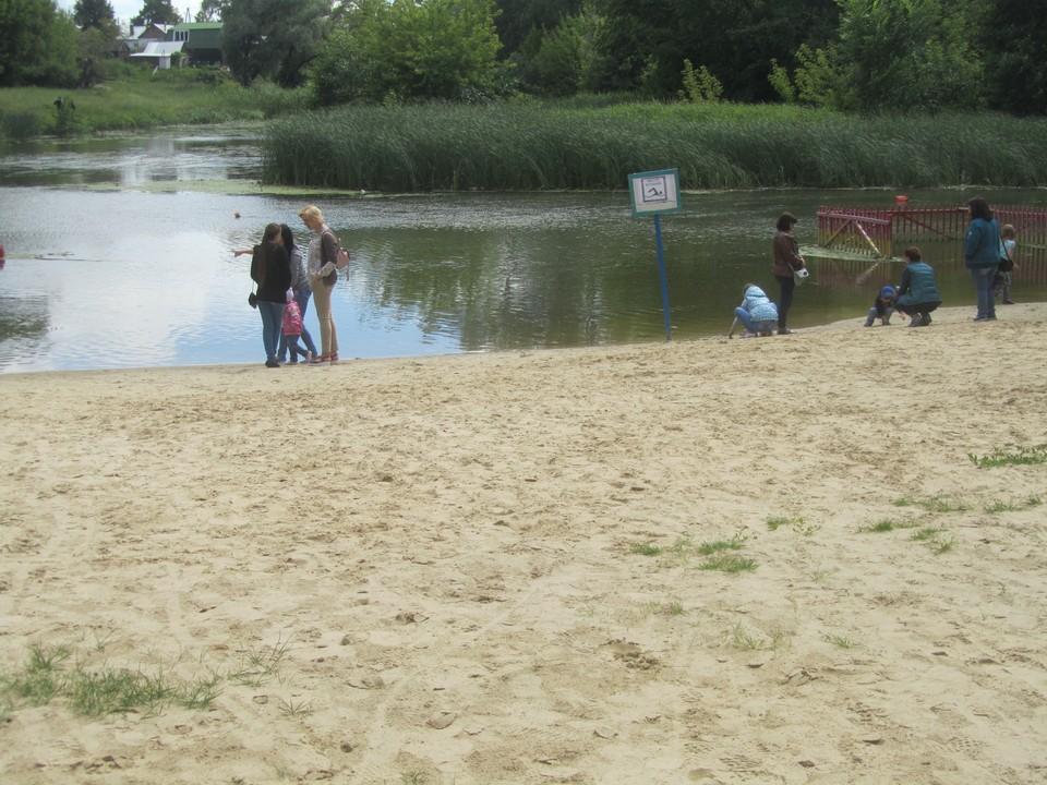 Регулярно проводятся рейды на реке Тускарь, заверили в обладминистрации