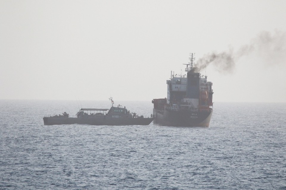 США конфисковали груз с танкеров, доставлявших горючее из Ирана в Венесуэлу