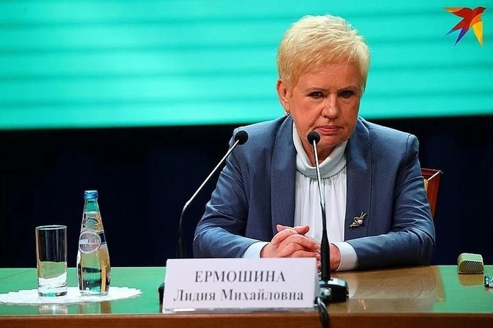 Лидия Ермошина: «Если сейчас объявить выборы недействительными, будет второй Донбасс».