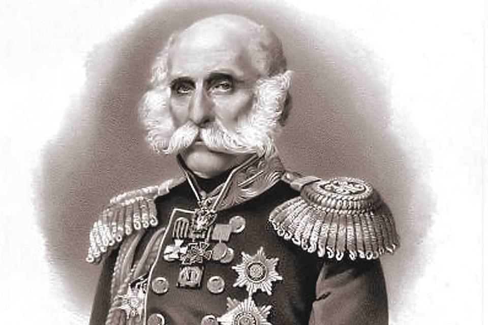 Первым вице-председателем общества стал адмирал Литке. Фото: wikimedia.org