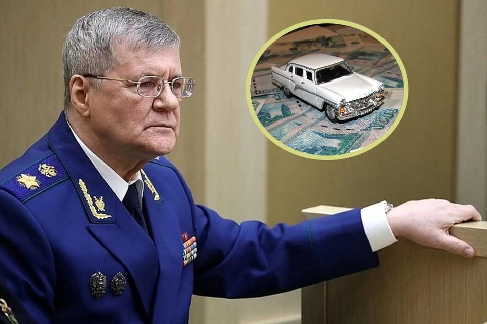Юрий Чайка рассказал, сколько заработал в последний год, пока был на посту генпрокурора. Фото: Станислав Красильников/ТАСС