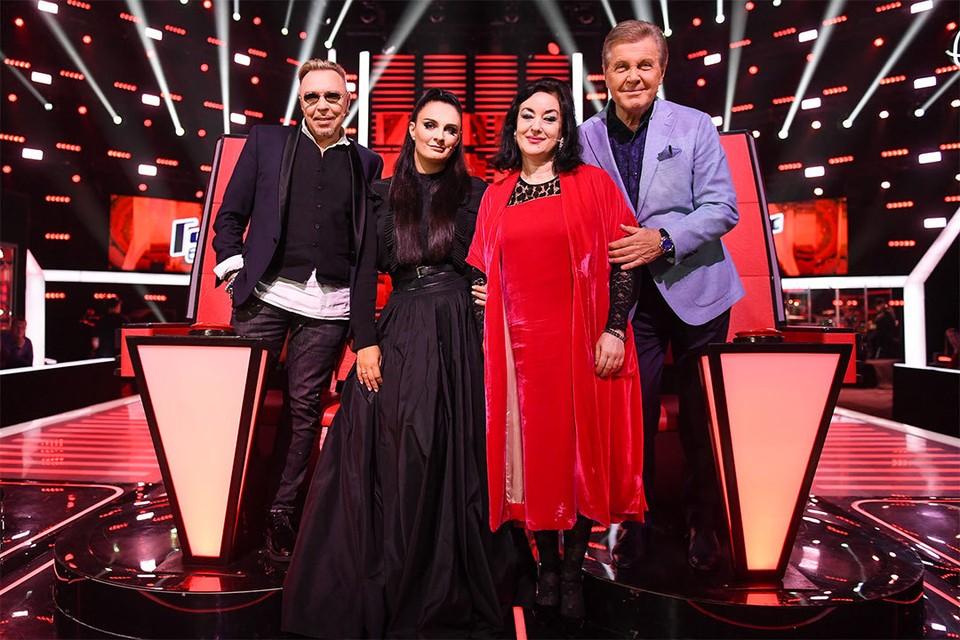 В эфир возвращается самое популярное российское вокальное шоу — «Голос». Фото: Максим ЛИ