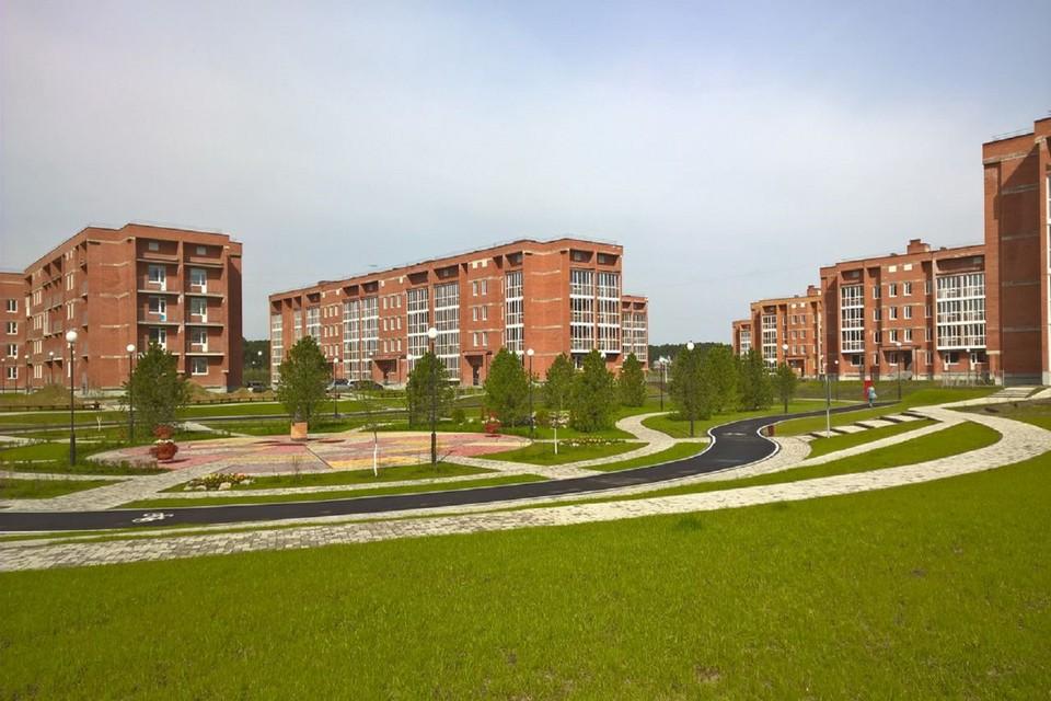 В Северном Парке с 2016 года возведено уже 186 тысяч «квадратов» жилья.