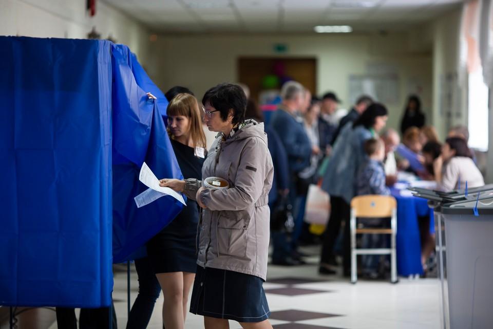 Прозрачность голосования должны обеспечить наблюдатели.